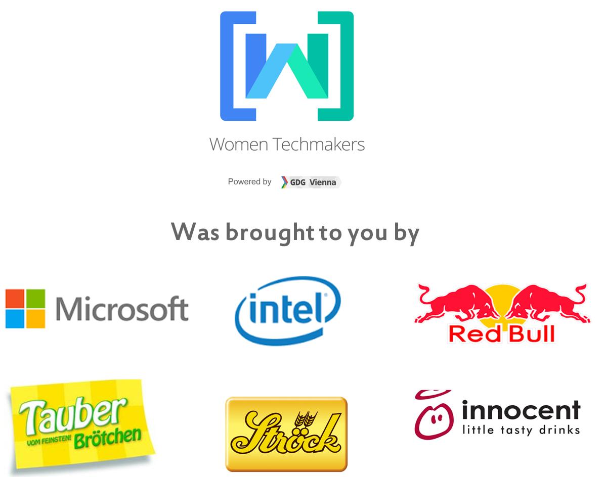 sponsors #WTM15